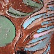 Carnival Tile Art Print