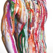 Carnival1 Art Print