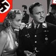 Carole Lombard Jack Benny To Be Or Not To Be 1942-2015 Art Print
