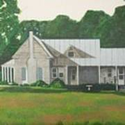 Carolina Home Art Print