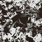 Carolina Panthers 1a Art Print