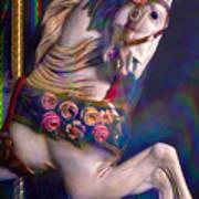 Carousel Memories Art Print