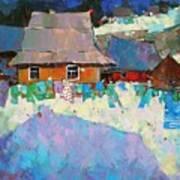Carpathian Assorted Art Print