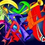 Carpe Diem 2010 Art Print