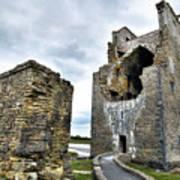 Carrigafoyle Castle - Ireland Art Print