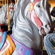 Carrousel 25 Art Print