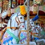 Carrousel 51 Art Print