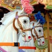 Carrousel 53 Art Print