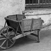 Cart For Sale II Art Print