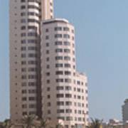 Cartagena Towers Art Print