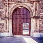 Carthusian Monastery Granada Art Print