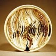 Carved Platter Print by Stephen Hawks