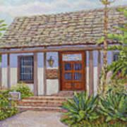 Casa De Miguel Pedrorena Art Print