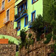 Casa Lima On The Hill Art Print