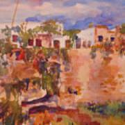 Casablanca Art Print
