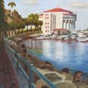 Casino In Avalon Art Print