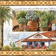 Casino San Clemente Art Print