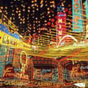Casino2 Art Print