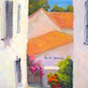 Casita Carmela Art Print