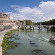 Castel Sant' Angelo Art Print