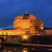 Castel Sant Angelo Art Print