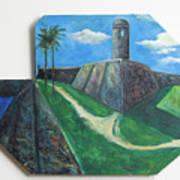 Castillo De San Marcos Art Print