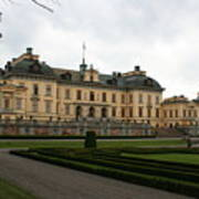 Castle Drottningholm  Art Print
