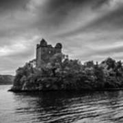 Castle Grey Art Print