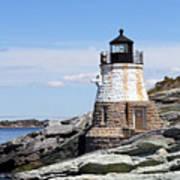Castle Hill Lighthouse Newport Rhode Island 1 Art Print