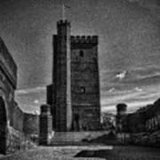 Castle Of Helsingborg Art Print
