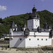 Castle Pfalz Art Print