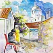 Castro Marim Portugal 04 Art Print