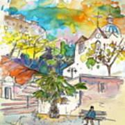 Castro Marim Portugal 13 Art Print