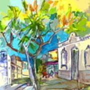Castro Marim Portugal 14 Bis Art Print