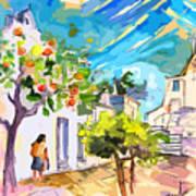 Castro Marim Portugal 15 Bis Art Print