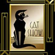Cat Show - Frame 5 Art Print