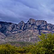 Catalina Mountains P1 Art Print