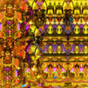 Cathedral Of The Mind No 57 Art Print