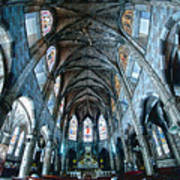 Catolic Church Art Print