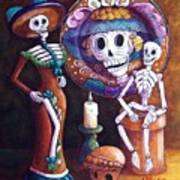 Catrina Group Art Print