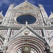Cattedrale Di Siena Art Print