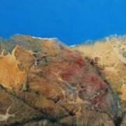 Cave Dweller Art Print by Shirley McMahon