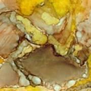Cave Jewels Art Print