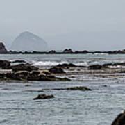 Cayucos Coast B3930 Art Print