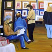 Cba Art Show 2008 Art Print