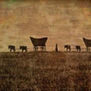 Pioneers Art Print