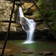 Cedar Falls - Hocking Hills Ohio Waterfall Art Print