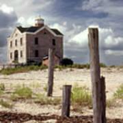 Cedar Island Lighthouse Long Island New York Art Print