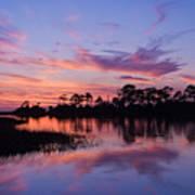 Cedar Key Sunset Art Print