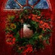 Celestial Christmas Art Print